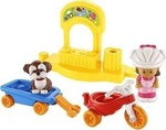 Fisher Price Little People Ποδήλατο με Καρότσι