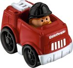 Fisher Price Little People Wheelies - Red Fire Truck