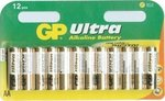 GP Batteries Ultra AA (12τμχ)