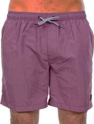 GLOBE DANA V 16.5 POOL SHORT DUSTY EGGPLANT