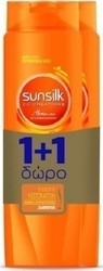 Sunsilk Instant Restoration Shampoo 2x250ml