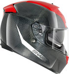 Shark Speed-R 2 Carbon Skin Red White