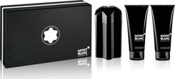 Mont Blanc Emblem Eau de Toilette 100ml & Shower Gel 100ml & After Shave Balm 100ml