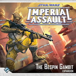 Fantasy Flight Star Wars: Imperial Assault - The Bespin Gambit Expansion