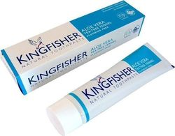 Kingfisher Aloe Vera Tea Tree Fennel Natural Toothpaste fluoride-free 100ml