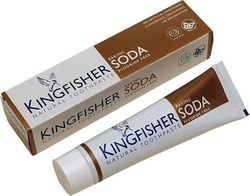 Kingfisher Baking Soda Natural Toothpaste fluoride-free 100ml