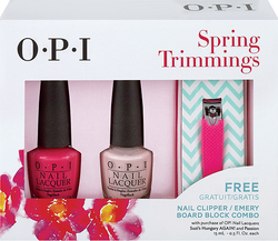 OPI Spring Trimmings