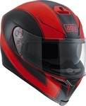AGV K-5 Enlace Red/Matt/Black