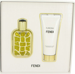 Fendi Furiosa Eau de Parfum 50ml & Body Lotion 75ml