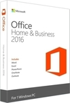Microsoft Office Home & Business 2016 Eu All Languages