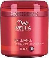 Wella Brilliance Treatment for Coarse/Colored Hair 25ml