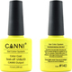 Canni Nail Art Color Coat 140 Electric Yellow