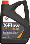 Comma Oil X-Flow Type S 10W-40 4lt