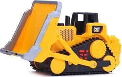 Toy State Job Site Machine: Cat Bulldozer
