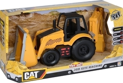 Toy State Job Site Machine: Cat Loader