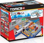 Tomy Tomica: Mega Station Set