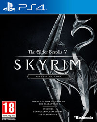 The Elder Scrolls V Skyrim (Special Edition) PS4