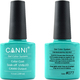 Canni Nail Art Color Coat 077 Turqoise