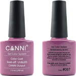 Canni Nail Art Color Coat 087 Gray Palm
