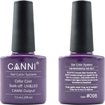 Canni Nail Art Color Coat 098 Charming Purple