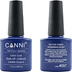 Canni Nail Art Color Coat 097 Dark Blue