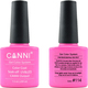 Canni Nail Art Color Coat 114 Light Magenta