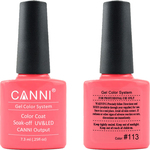 Canni Nail Art Color Coat 113 Candy Pink