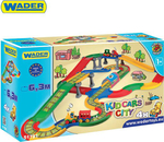 Wader Kid Car City 6.3m