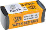 JCB Watch Batteries 399/396/397 SR59 (1τμχ)