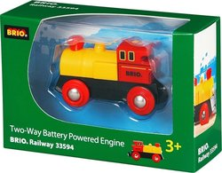 Brio Toys Two Way Battery Powered Engine