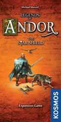 Kosmos Legends of Andor: The Star Shield Expansion