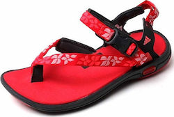 ADIDAS LIBRIA SANDAL OUTDOOR POWRED/TURBO/SOLGRE