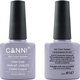 Canni Nail Art Color Coat 147 Gray Blue