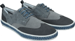 GRAY SUEDE SHOE GREY (Y05126.10)