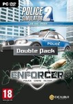 Law and Order Double Pack (Enforcer & Police Simulator 2) PC