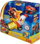 Mattel Blaze and the Monster Machines Blaze Pit Area