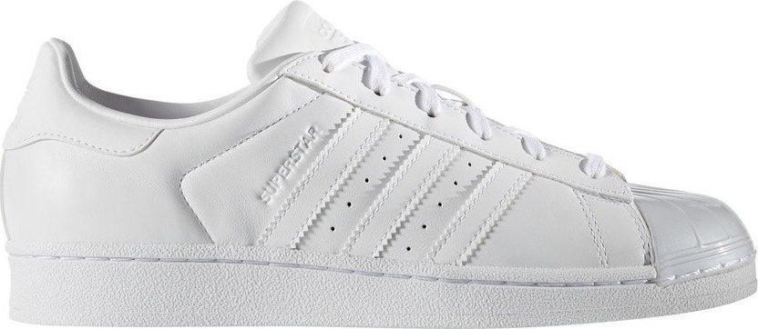 Women Cheap Adidas Superstar White Copper Rose Gold Shell Toe Yeezy