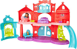 Fisher Price Dora & Friends - Puppy Palace Adventure
