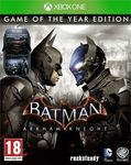 Batman Arkham Knight (Game of The Year) XBOX ONE