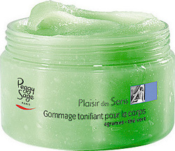Peggy Sage Plaisir Des Sens Stimulating Body Scrub Citrus Green Tea 250ml