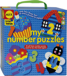 Alex Toys My Number Puzzles
