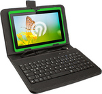 Ninetec Keyboard Case with micro USB cable 7""