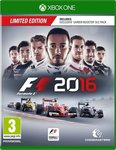 F1 2016 (Limited Edition) XBOX ONE