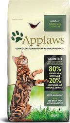 Applaws Adult Cat Chicken with Extra Lamb 7.5kg