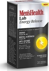 Omega Pharma Menshealth Lab Energy Release 16 Φακελίσκοι