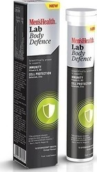 Omega Pharma Menshealth Lab Body Defence 15αναβράζοντα δισκία
