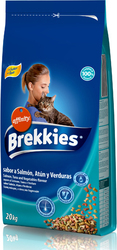 Brekkies Mix Fish Cat 20kg