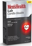 Omega Pharma Mens Health Lab Cardio Health 30κάψουλες