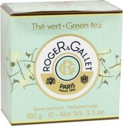 Roger & Gallet Green Tea Soothing Perfumed Soap Carton Box 100gr