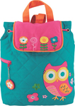 Stephen Joseph Owl Quilted